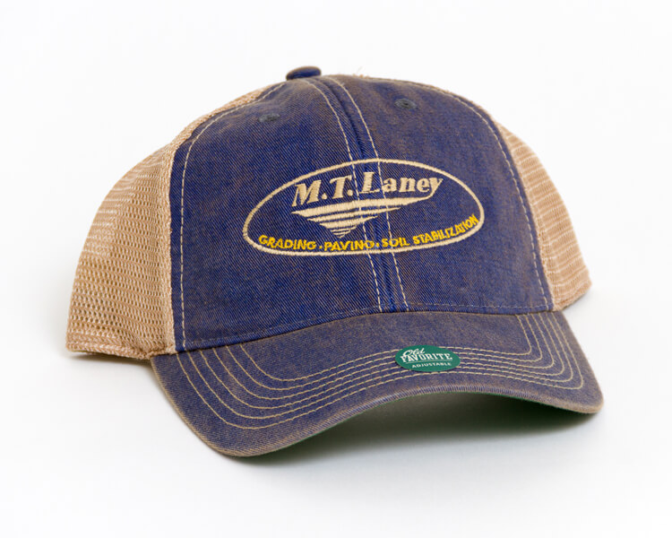 8fd10c4bb38 Legacy Hat   The Old Favorite – Trucker (Blue) – 388 points